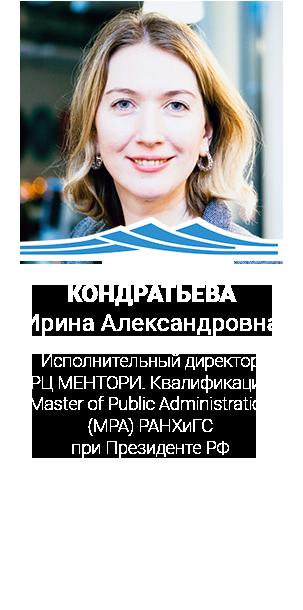 КОНДРАТЬЕВА Ирина Александровна