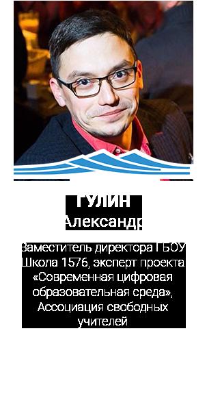 ГУЛИН Александр